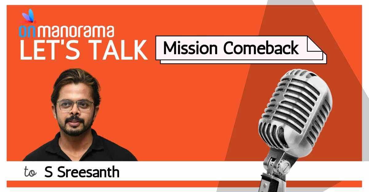 Let's Talk Podcast: Cricketer Sreesanth on depression, Sushant Singh's death & music composing