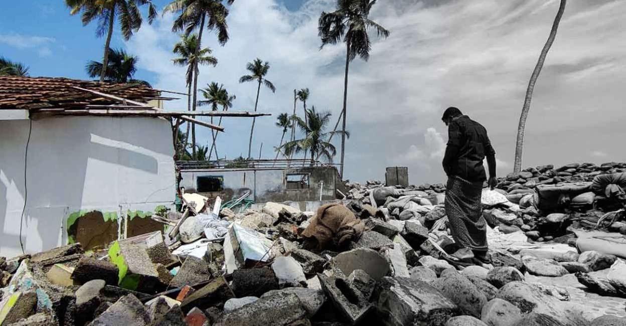 COP26 & Kerala Ep 1: Exploring Coastal Erosion in Kerala