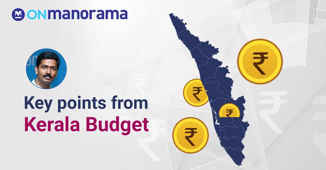 Key points from KN Balagopal's Kerala Budget