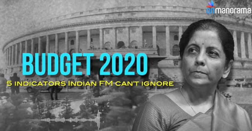 5 factors troubling Nirmala Sitharaman this budget season