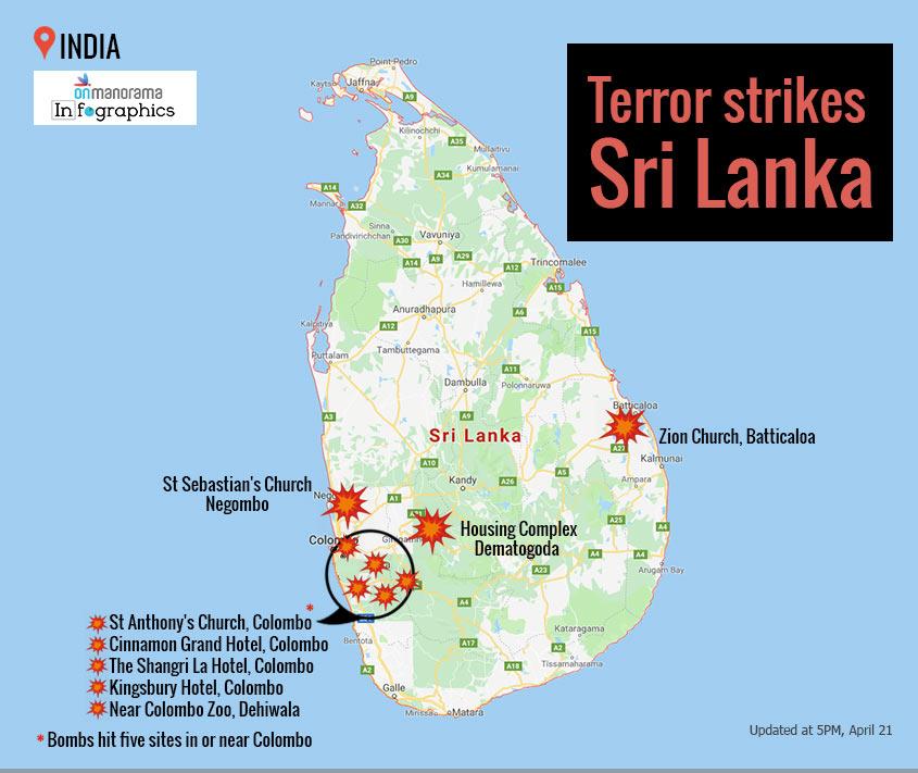 Sri Lanka Terror Attack