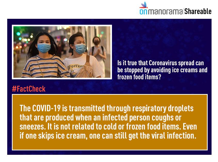 Coronavirys (COVID-19) Fact-Check