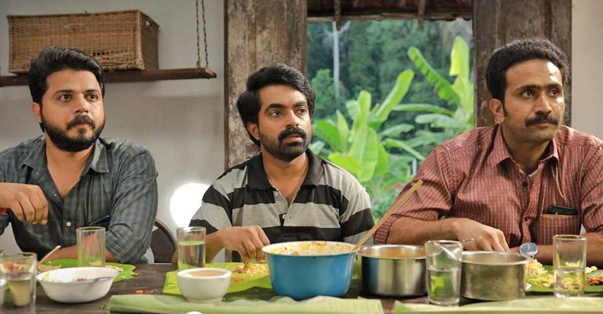 Dulquer-Gregory's  Maniyarayile Ashokan set for Netflix release, trailer out
