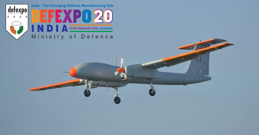 Rustom-II UAV, loaded with new features, set to fly soon