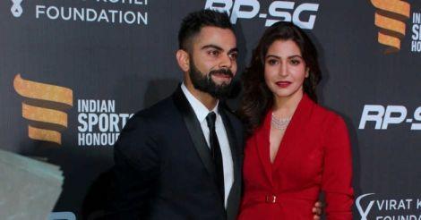 Pillar of strength: Kohli attributes success to wife Anushka Sharma