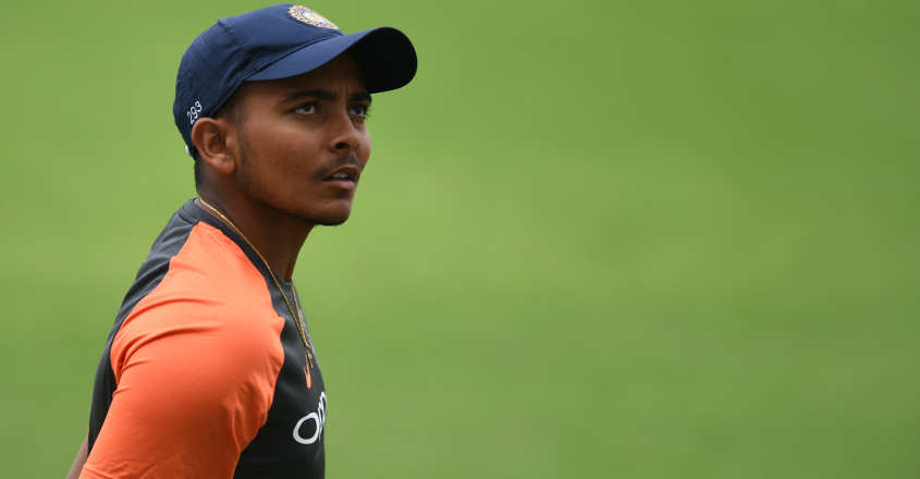 Mayank Agarwal, Prithivi Shaw set to make ODI debut