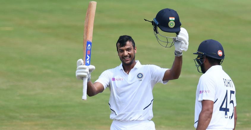 Mayank Agarwal likely to replace injured Dhawan in ODIs vs West Indies