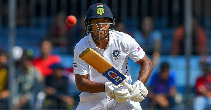 Mayank Agarwal replaces Shikhar Dhawan in ODI squad