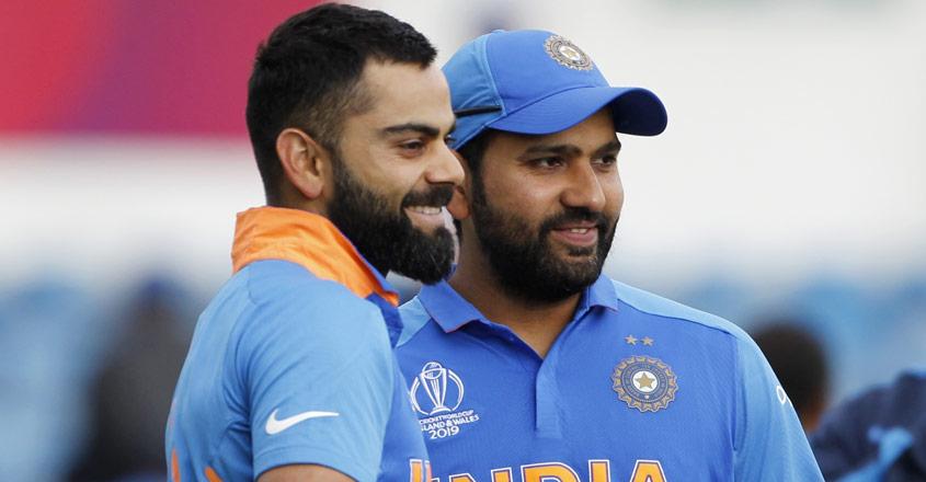 Kohli and Rohit