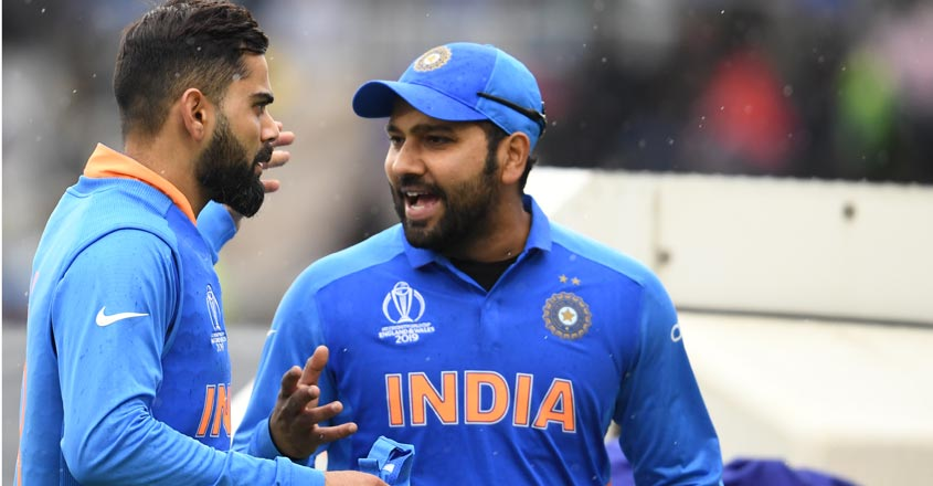 ICC Cricket Awards: Rohit ODI Cricketer of the Year