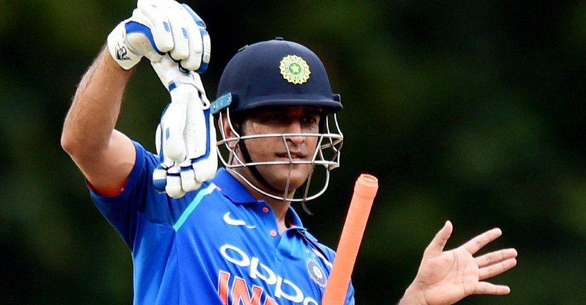 Dhoni starts practising with Jharkhand Ranji squad