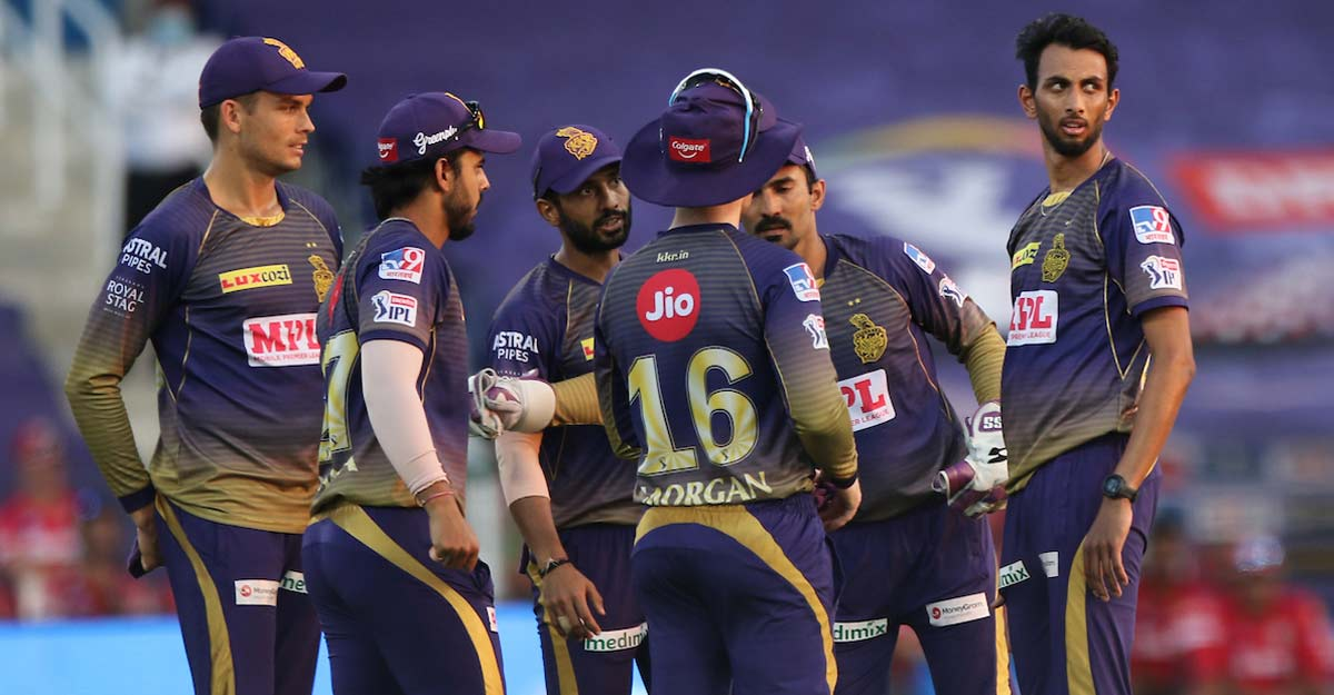 IPL 2020: KKR  hold nerve as Kings XI press panic button