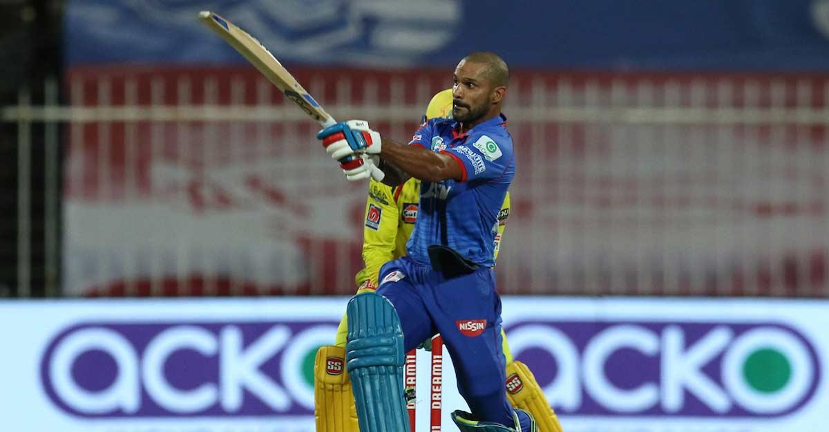 IPL 2020: Dhawan, Axar power Delhi  Capitals past CSK