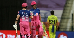 IPL 2020: Buttler, bowlers guide Rajasthan Royals to 7-wicket win over CSK