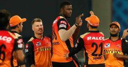IPL 2020: Momentum on SRH's side in Eliminator against RCB