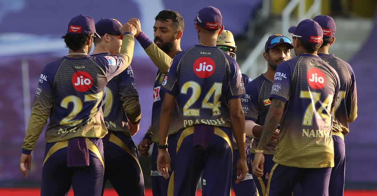 IPL 2020: KKR boost play-off hopes with thumping win over Delhi Capitals