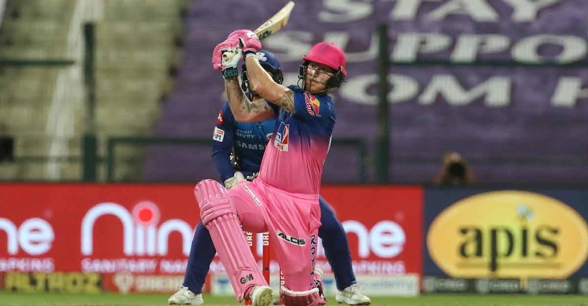 IPL 2020: Stokes, Sanju help Royals pull off steep chase
