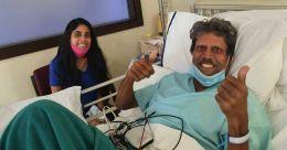 Kapil Dev discharged from hospital