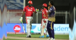 IPL 2020: KXIP thrash KKR by 8 wickets, stay in fray for play-offs