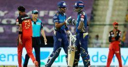 IPL 2020: Hardik Pandya, Chris Morris reprimanded