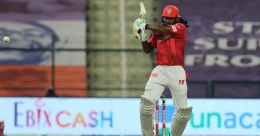 Chris Gayle first to hit 1,000 sixes in T20