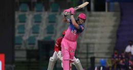 IPL 2020: Royals end Kings' winning run, keep hopes alive