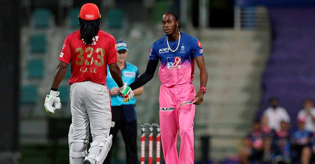 IPL 2020: Chris Gayle fined 10 per cent of match fee
