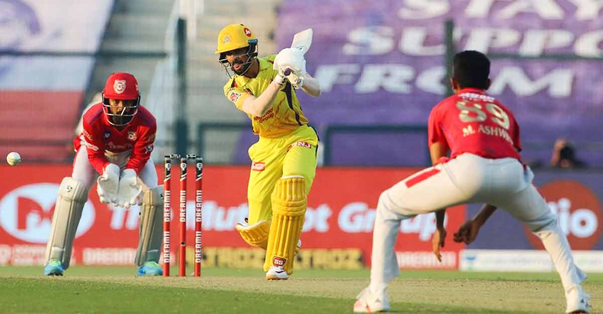 IPL 2020: CSK eliminate Kings XI