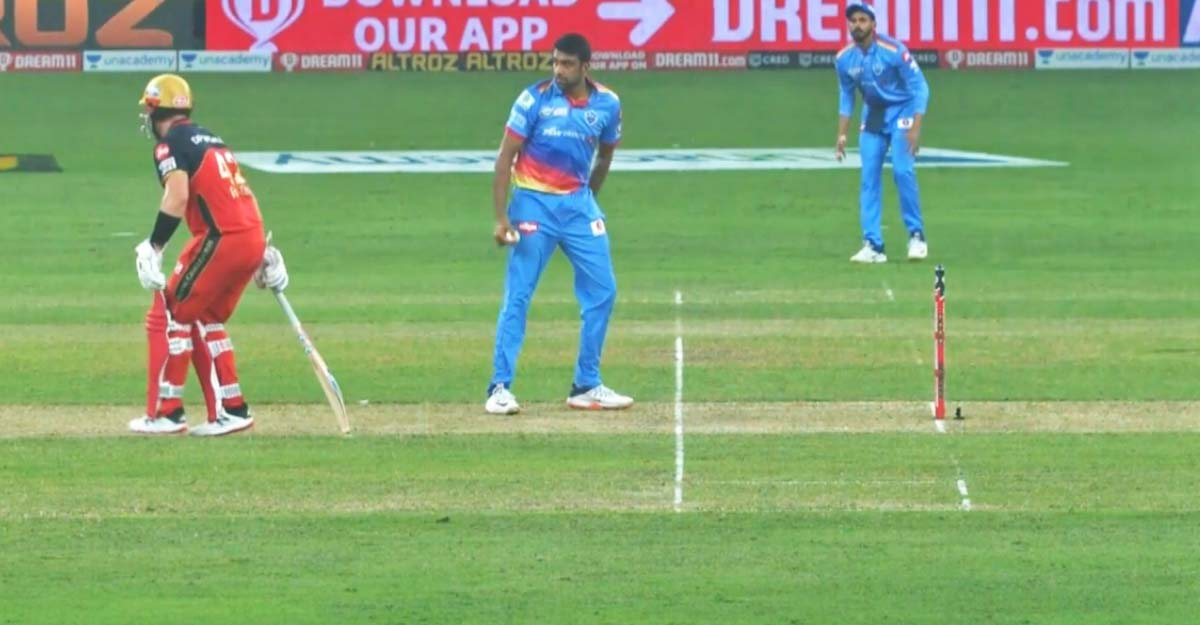 Ashwin refrains from Mankading, Ponting smiles