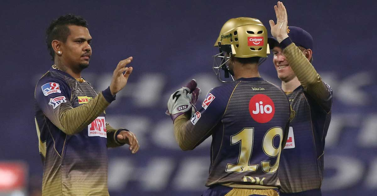 IPL 2020: KKR snatch win as CSK choke