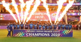 IPL 2020: Mumbai Indians clinch fifth title in style