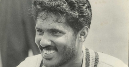 National selection panel: Abey Kuruvilla throws his hat into the ring