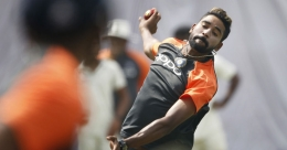 Indian pacer Mohammed Siraj's father passes away