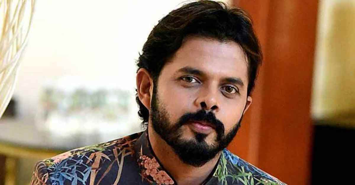 Sreesanth to make comeback at KCA Presidents Cup next month