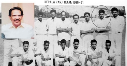 Dr CK Bhaskar, first Keralite cricketer to play for India, no more
