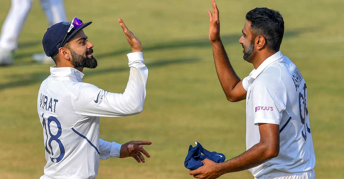 Kohli, Ashwin shortlisted for ICC Men's Player of the Decade Award