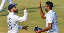 Kohli, Ashwin shortlisted for ICC Men's Player of the Decade Award
