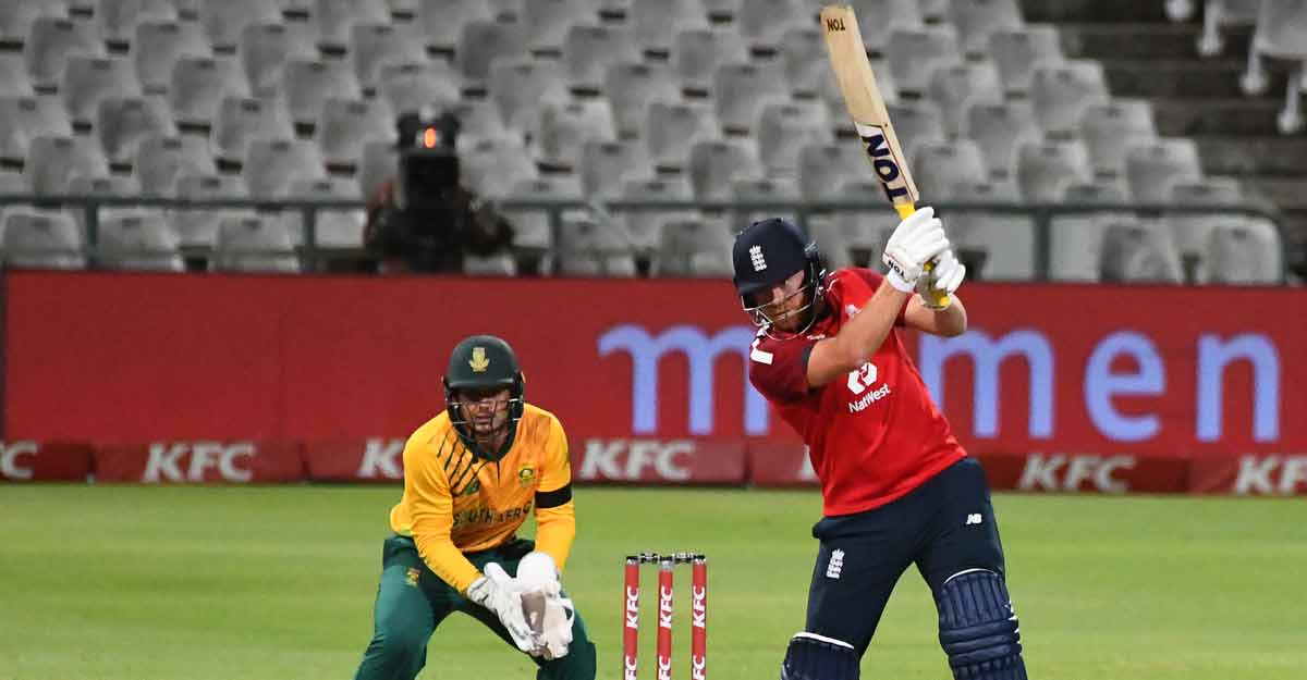Bairstow special helps England draw first blood
