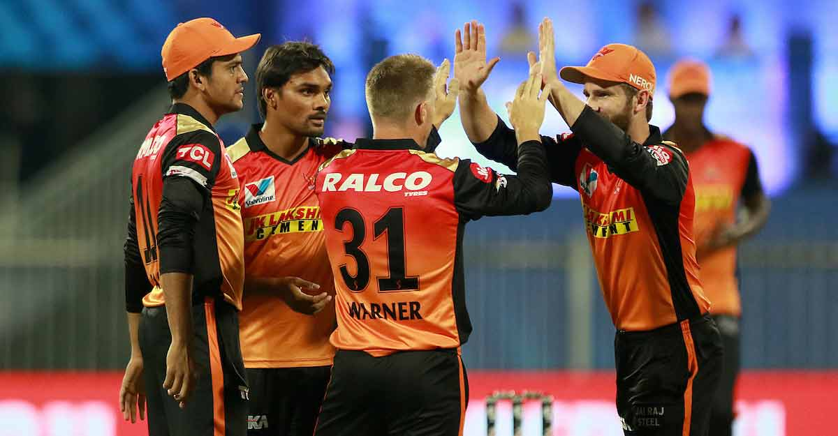 IPL 2020: It's advantage SRH against Delhi Capitals