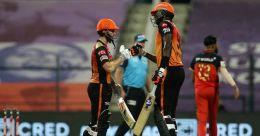 IPL 2020: Williamson, Holder take SRH past RCB in Eliminator