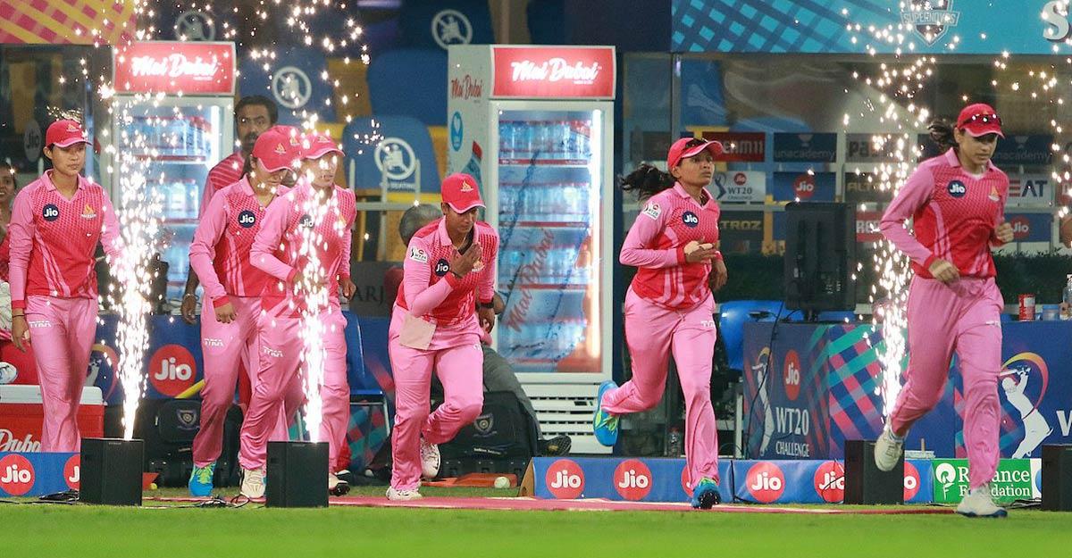 Women's T20 Challenge: Trailblazers topple Supernovas for maiden title