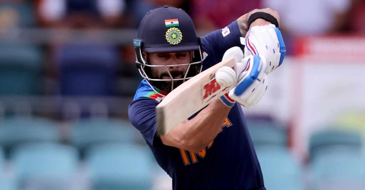 Kohli fastest to reach 12,000 ODI runs
