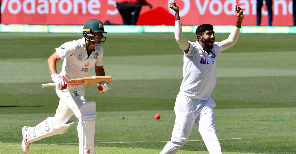 Bumrah opts out of final Test