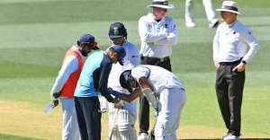 Shami suffers wrist fracture, set to miss remainder of Test series