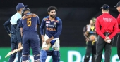 Langer upset as Chahal comes on as concussion substitute for Jadeja