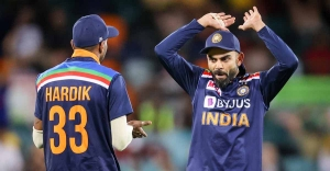 Concussion replacement worked for us: Kohli