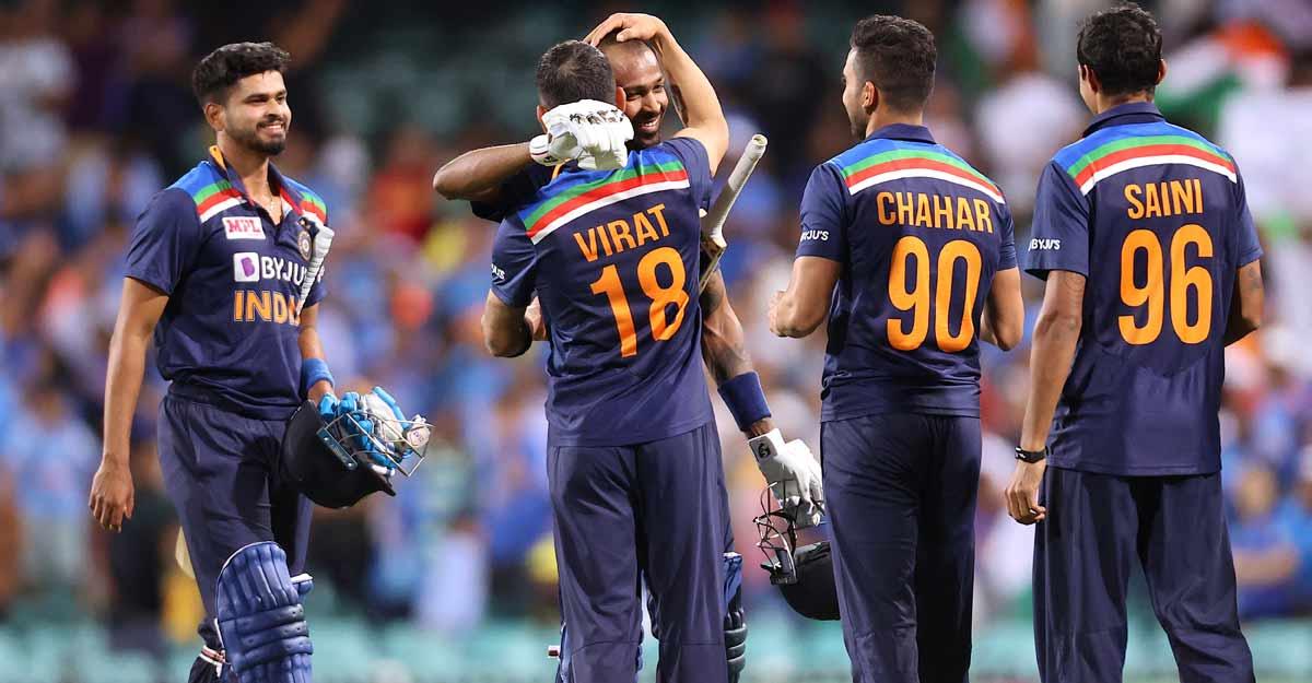 Proud that we won the series without Rohit, Bumrah: Kohli