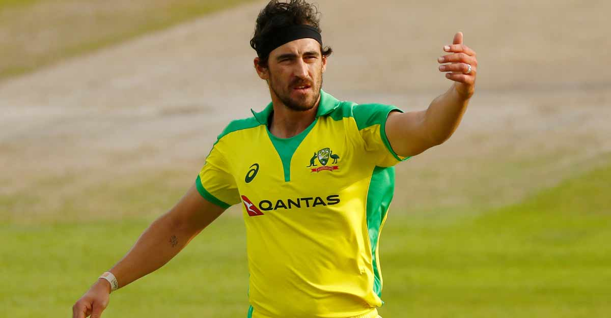 Mitchell Starc pulls out of T20I series