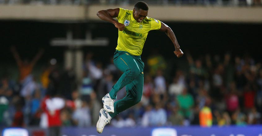 Ngidi bowls South Africa to thrilling T20 win as England collapse
