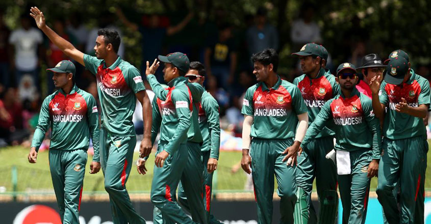 ICC U-19 World Cup: Bangladesh stun India to clinch maiden title